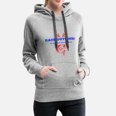 Hutning Its all about the experience - Women's Premium Hoodie
