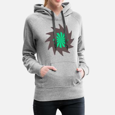 Fan Section Revolution Fan - Women's Premium Hoodie
