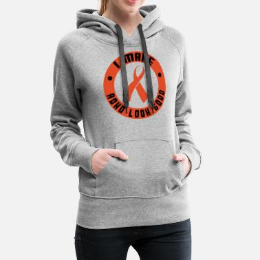 Attention Deficit Disorder I make adhd look good - Funny Adhd Awareness Gift - Women's Premium Hoodie