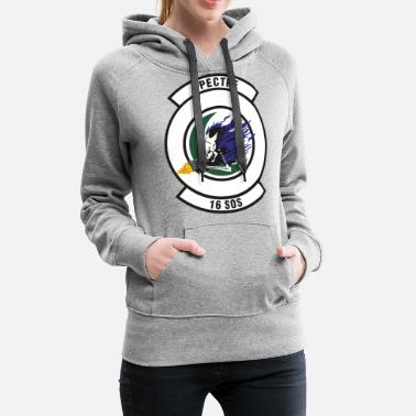 Air Force Special Operations USAF 16th Special Operations Squadron Spectre - Women's Premium Hoodie