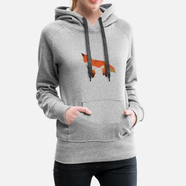Winter Winter Fox - Women's Premium Hoodie