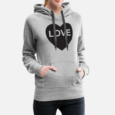 Queen love my girl - Women's Premium Hoodie