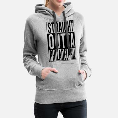 Mother City Philadelphia - Women's Premium Hoodie