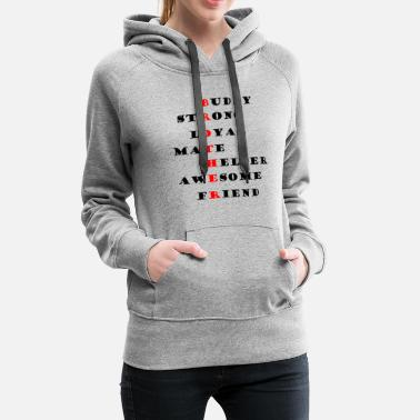 Brothers brother - Women's Premium Hoodie