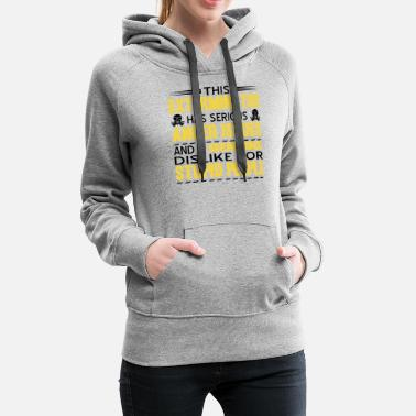 Solution Exterminator - Women's Premium Hoodie