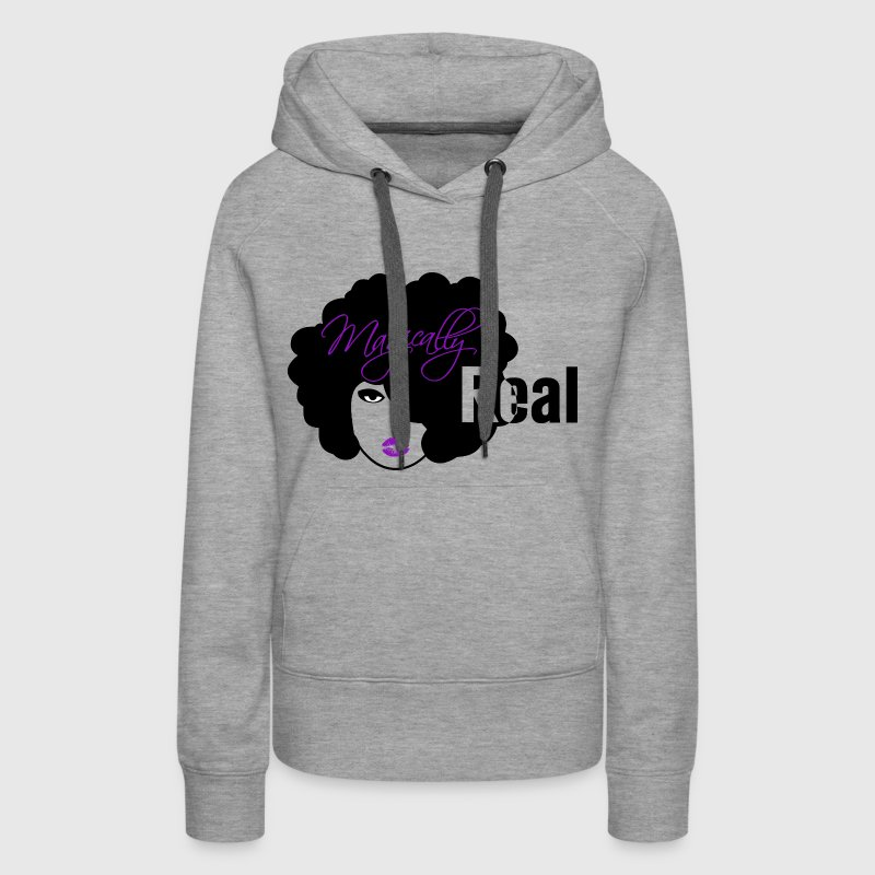 Black Girl Magic - Women's Premium Hoodie