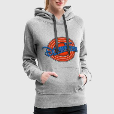 Nineties Dream Team - Women's Premium Hoodie