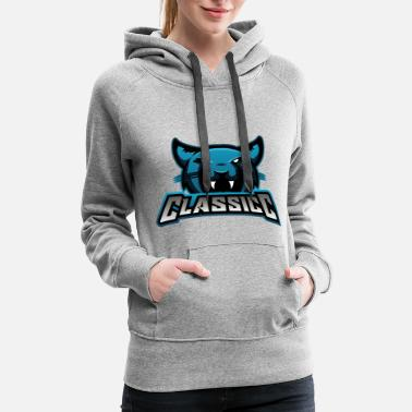 Youtuber Merch ClassicC Merch - Women's Premium Hoodie