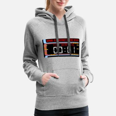 Generation L.C.A.R.S. Self Destruct Sequence - Women's Premium Hoodie