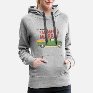 Country Music The Old Pitchfork - Women's Premium Hoodie