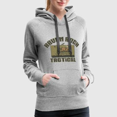 Raven Rock Tactical California - Women's Premium Hoodie