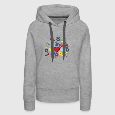Autism Awareness - Women's Premium Hoodie
