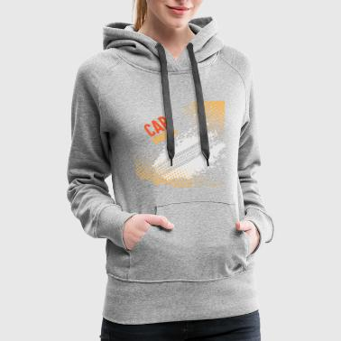 Drive Go By Car GIFT - CAR DRIVING - Women's Premium Hoodie