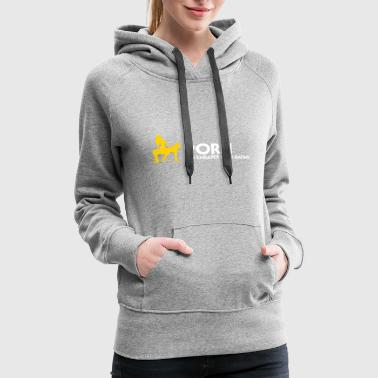Explicit Porn Is Cheaper Than Dating - Women's Premium Hoodie