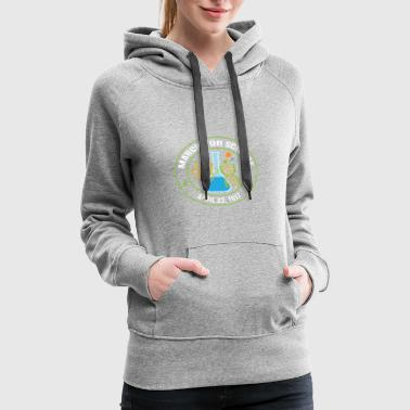 March for Science 2017 - Women's Premium Hoodie