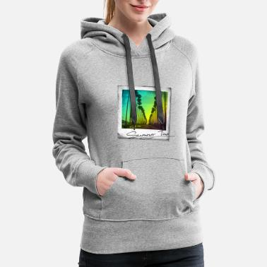 Summer Time Summer Time - Women's Premium Hoodie