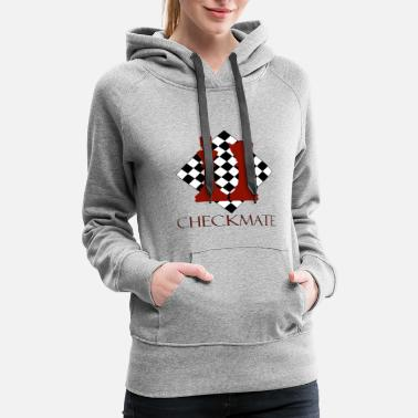 Checkmate Checkmate - Women's Premium Hoodie