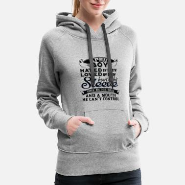 April Boy April Boys..... - Women's Premium Hoodie