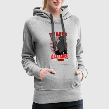 Alliance DEADLY ALLIANCE - Women's Premium Hoodie