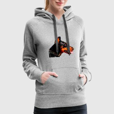 dog pet animal - Women's Premium Hoodie