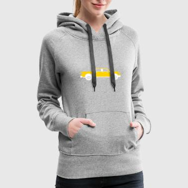 Pick-up Truck - Women's Premium Hoodie