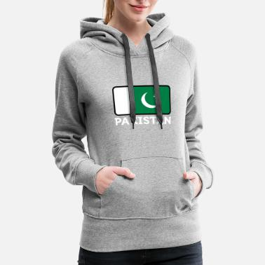 South East Asia National Flag Of Pakistan - Women's Premium Hoodie