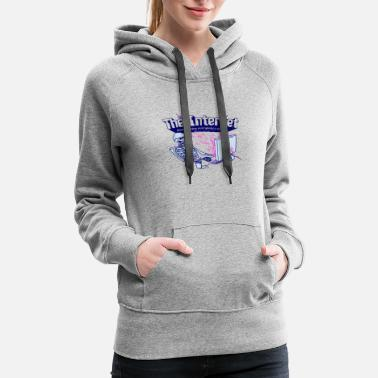 Internet The Internet - Women's Premium Hoodie