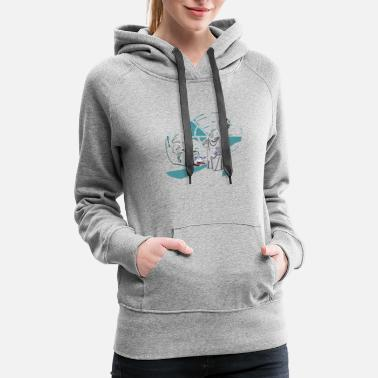 Darth Darth Jerk - Women's Premium Hoodie