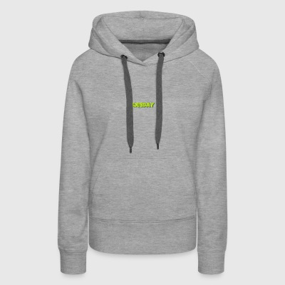 Tuesday designstyle summer m - Women's Premium Hoodie