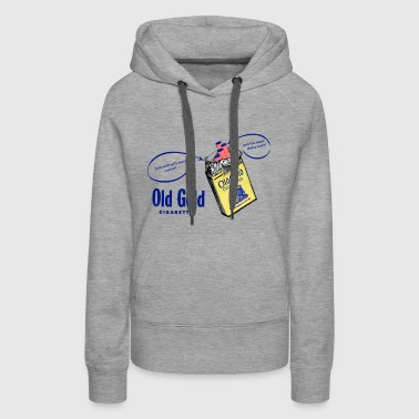 Old Gold Cigarette - Women's Premium Hoodie