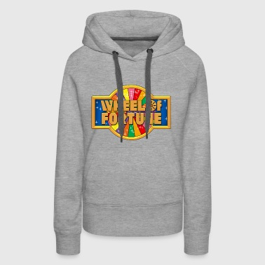 Wheel Of Fortune - Women's Premium Hoodie
