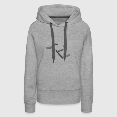 Question mark - Women's Premium Hoodie