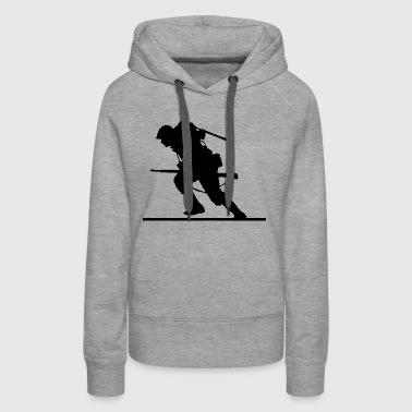 world war - Women's Premium Hoodie