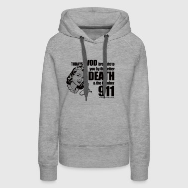 This wod brought to you - Women's Premium Hoodie