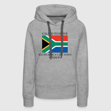 South Africa Cape Town LDS Mission Called to - Women's Premium Hoodie