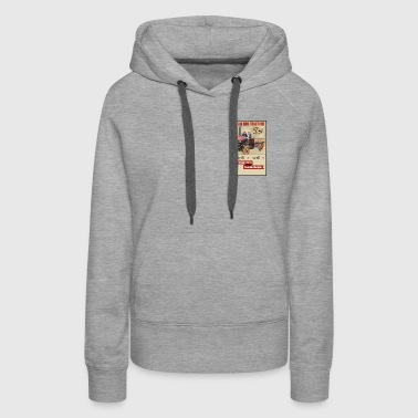 Booleroo Steam & Traction - Women's Premium Hoodie