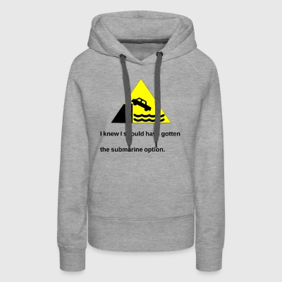 Hindsight is 20-20 - Women's Premium Hoodie