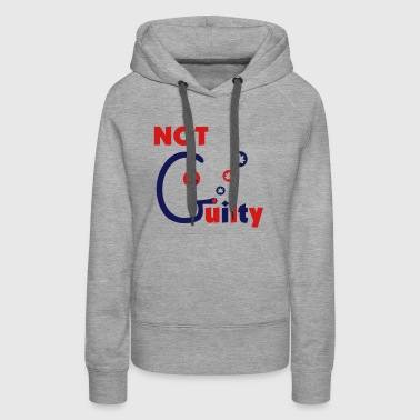 Not Guilty - Women's Premium Hoodie