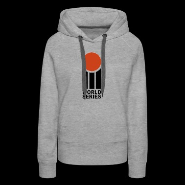 World Series Cricket Retro - Women's Premium Hoodie