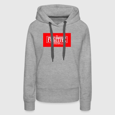 FUGITIVE 2754 RED - Women's Premium Hoodie
