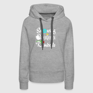 OUAT couples - Women's Premium Hoodie