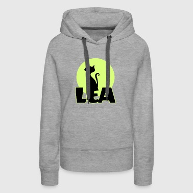 Lea first name - Women's Premium Hoodie