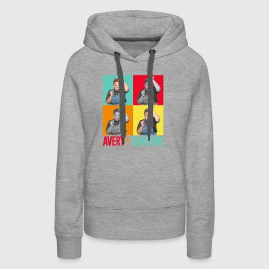 Hollywood Squares - Women's Premium Hoodie