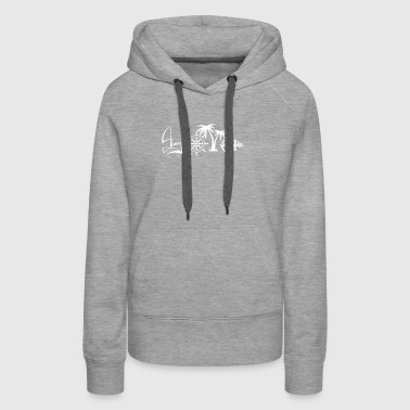 Cruise Love Shirt - Women's Premium Hoodie