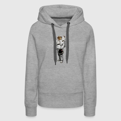 Space Mouse - Women's Premium Hoodie