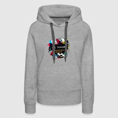 ESL TEACHER - Women's Premium Hoodie