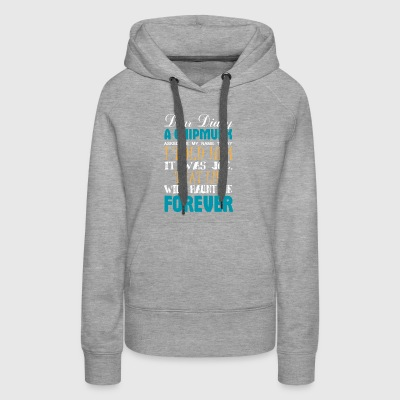 Damon Salvatore Best Quote Tee - Women's Premium Hoodie