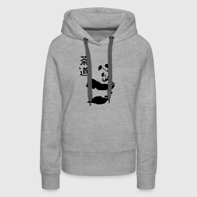 Art of Tea - Women's Premium Hoodie