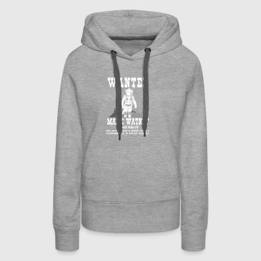 Space Pirate - The Martian - Women's Premium Hoodie