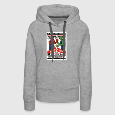 Brother Against Brother - Women's Premium Hoodie